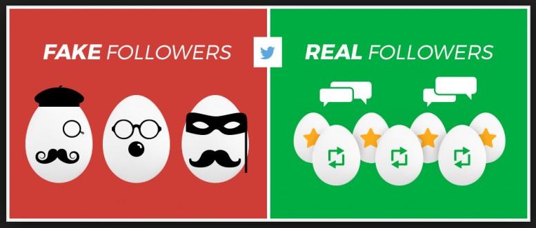 FakeRealTwitterFollowers