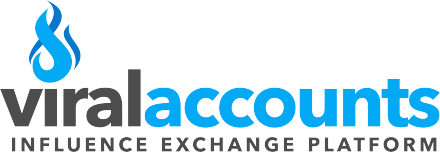 ViralAccounts.com Logo