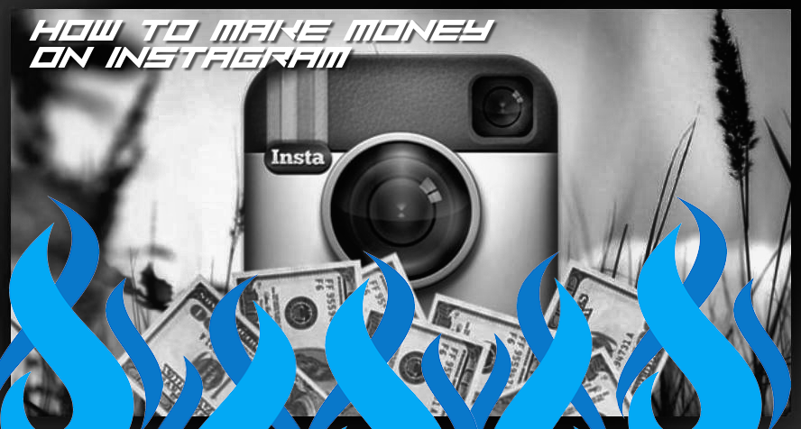 How to make money with Instagram accounts.